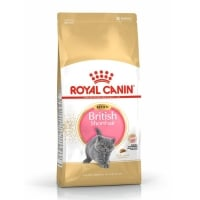Royal Canin British Shorthair Kitten, pachet economic hrană uscată pisici junior, 10kg x 2