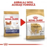 Royal Canin Chihuahua Adult, hrană uscată câini, 1.5kg