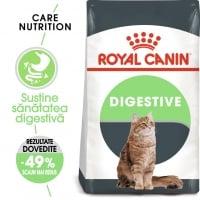 Royal Canin Digestive Care Adult, hrană uscată pisici, confort digestiv, 10kg