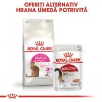 Royal Canin Exigent Savour Adult, hrană uscată pisici, apetit capricios, 2kg