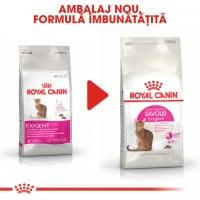 Royal Canin Exigent Savour Adult, hrană uscată pisici, apetit capricios, 400g