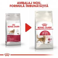Royal Canin Fit32 Adult, hrană uscată pisici, activitate fizică moderată, 4kg