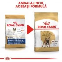 Royal Canin French Bulldog Adult, hrană uscată câini, 1.5kg