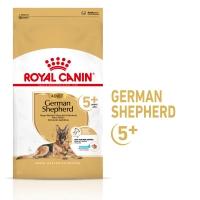 Royal Canin German Shepherd Adult 5+, pachet economic hrană uscată câini, Ciobănesc German