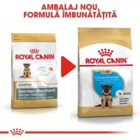 Royal Canin German Shepherd Puppy, hrană uscată câini junior, Ciobănesc German, 1kg