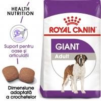 Royal Canin Giant Adult, hrană uscată câini, 15kg x 2