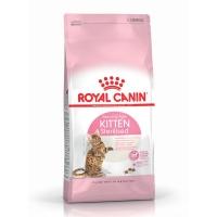Royal Canin Kitten Sterilised, hrană uscată pisici sterilizate junior, 2kg