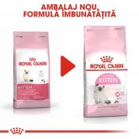 Royal Canin Kitten, hrană uscată pisici junior, 10kg