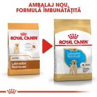 Royal Canin Labrador Puppy, pachet economic hrană uscată câini junior, 12kg x 2