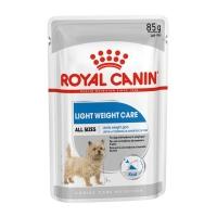 Royal Canin Light Weight Care Adult, bax hrană umedă câini, managementul greutății (pate), 85g x 12