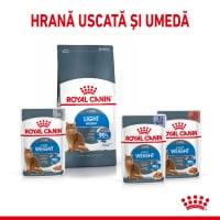 Royal Canin Light Weight Care Adult, pachet economic hrană uscată pisici, managementul greutății, 1.5kg x 2