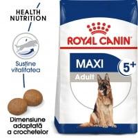 Royal Canin Maxi Adult 5+, hrană uscată câini, 4kg