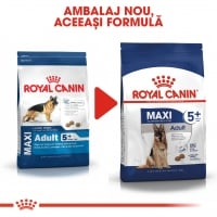 Royal Canin Maxi Adult 5+, hrană uscată câini, 15kg
