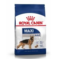 Royal Canin Maxi Adult, pachet economic hrană uscată câini, 15kg x 2