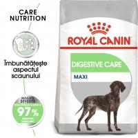 Royal Canin Maxi Digestive Care, hrană uscată câini, confort digestiv, 3kg