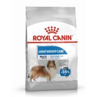Royal Canin Maxi Light Weight Care Adult, pachet economic hrană uscată câini, managementul greutății, 10kg x 2