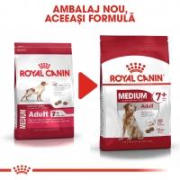 Royal Canin Medium Adult 7+ , hrană uscată câini, 15kg