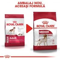 Royal Canin Medium Adult, hrană uscată câini, 4kg