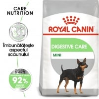 Royal Canin Mini Digestive Care, hrană uscată câini, confort digestiv, 1kg