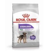 Royal Canin Mini Sterilised Adult, hrană uscată câini sterilizați, 1kg