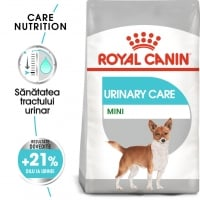 Royal Canin Mini Urinary Care, hrană uscată câini, sănătatea tractului urinar, 8kg