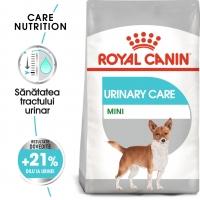 Royal Canin Mini Urinary Care, hrană uscată câini, sănătatea tractului urinar, 3kg