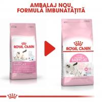 Royal Canin Mother & BabyCat, hrană uscată pisici, mama și puiul, 2kg