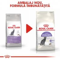 Royal Canin Sterilised Adult, pachet economic hrană uscată pisici sterilizate, 15kg x 2