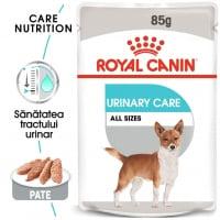 Royal Canin Urinary Care Adult, plic hrană umedă câini, sănătatea tractului urinar, (pate) 85g