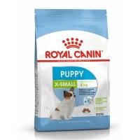 Royal Canin X-Small Puppy, hrană uscată câini junior, 500g