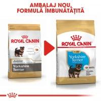 Royal Canin Yorkshire Puppy, hrană uscată câini junior, 1.5kg