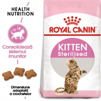 Royal Canin Kitten Sterilised, 400 g