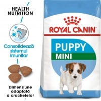 2 x Royal Canin Mini Puppy (Junior), 8 kg