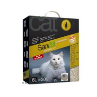 Asternut Igienic Sanicat Clumping Gold 6 litri