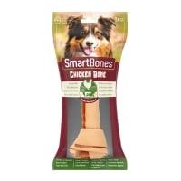 SMARTBONES Classics Chicken Bone Large, recompense câini, Os aromat Pui