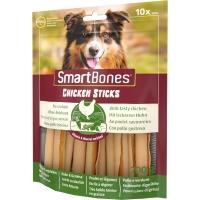 SMARTBONES Classics Chicken Sticks, recompense câini, Batoane aromate Pui, 10buc