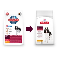 Hill's SP Canine Medium Adult cu Pui, 2.5 kg