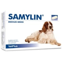 Samylin Medium Breed, 30 tablete