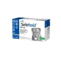 Selehold Spot On Dog 360 mg, 40.1 kg - 60 kg, 3 Pipete