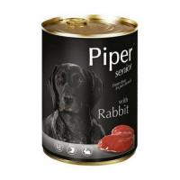Piper Senior cu Carne de Iepure, 400 g