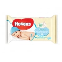 Servetele Umede Huggies Pure, 56 buc