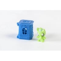 Set Magic Box Zomlings Blister Cu Turn Si Figurina