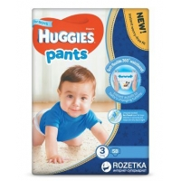 Sutece Chilotel Huggies Box 3, Boy 6-11 Kg, 88 buc