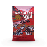 TASTE OF THE WILD Southwest Canyon, Mistreț, hrană uscată fără cereale câini, 12.2kg