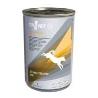 TROVET Dog Urinary Struvit ASD, dietă veterinară câini, conservă hrană umedă, afecțiuni urinare (struviți), (pate), 400g