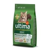 ULTIMA Cat Adult, Pui, hrană uscată pisici, 1.5kg