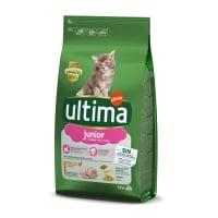 ULTIMA Cat Junior, Pui, hrană uscată pisici junior, 1.5kg