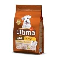 ULTIMA Dog Mini Adult, Pui, hrană uscată câini, 1.5kg