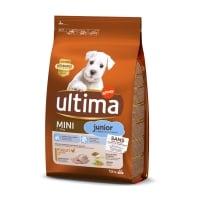 ULTIMA Dog Mini Junior, Pui, hrană uscată câini, 1.5kg