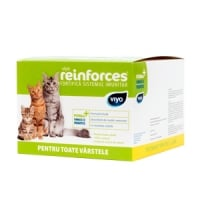 VIYO REINFORCES  FOR CATS ALL AGES 30X30ML